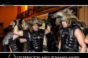 AÑO ROMANO MMXV