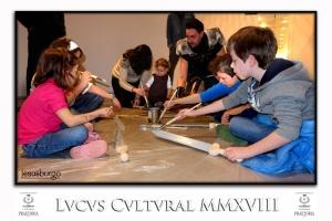 ARDE LVCVS CVLTVRAL MMXVIII