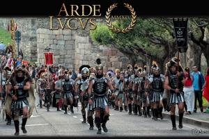 ARDE LVCVS MMXIV