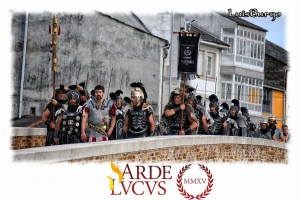 ARDE LVCVS MMXV