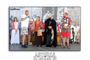 ASTURES Y ROMANOS MMXVIII