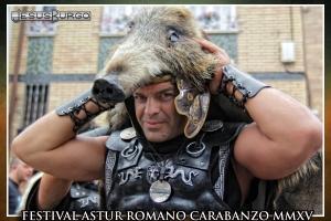 FESTIVAL ASTUR ROMANO CARABANZO MMXV